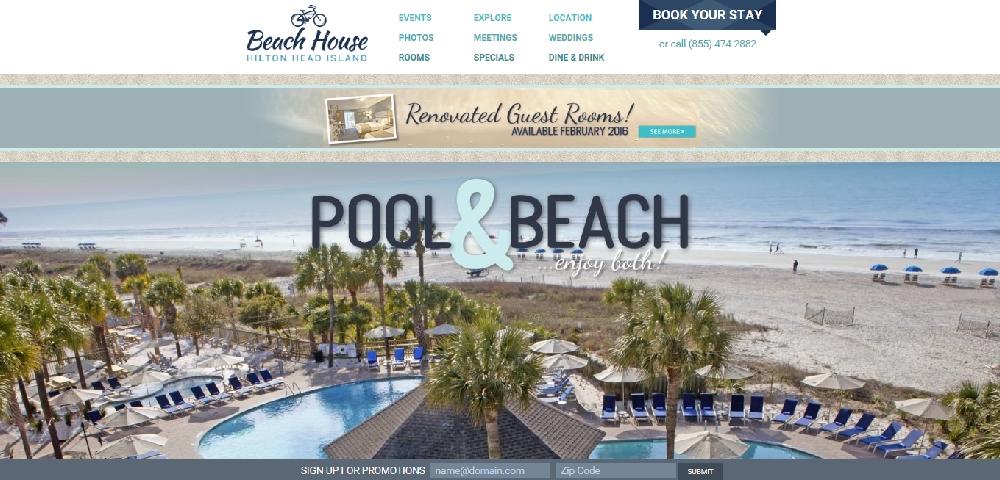 Beach House Hilton Head