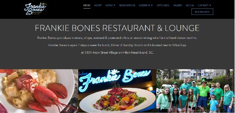 Frankie Bones Hilton Head