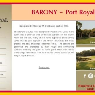 Barony Golf Course