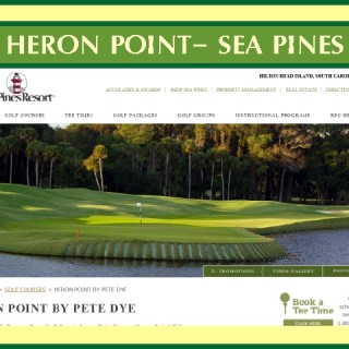 Heron Point Golf Course