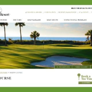 Ocean Course Golf Course