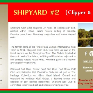 Shipyard #2 Golf Course