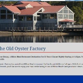 Oyster Factory Hilton Head