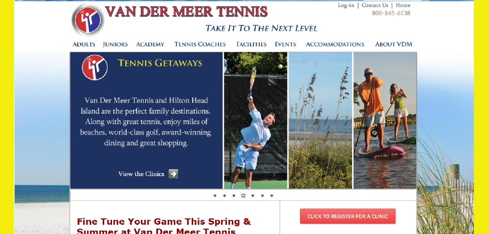 Van Der Meer Tennis