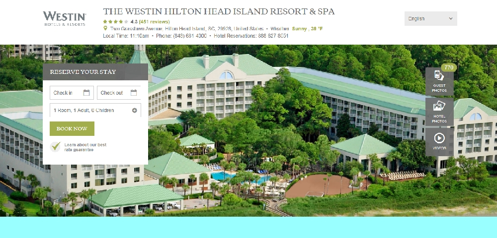 Westin Resort Hilton Head