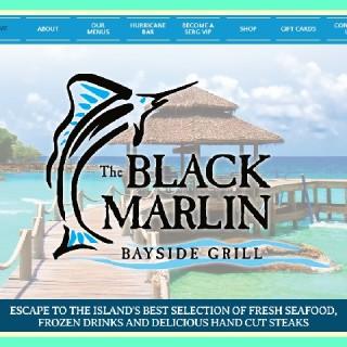 THE BLACK MARLIIN