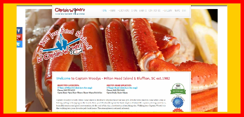 CAPTAIN WOODY'S SEAFOOD