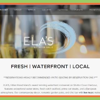 ELA'S SEAFOOD & STEAKS