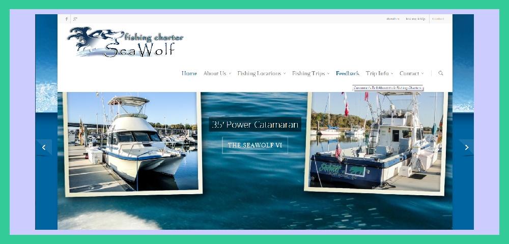 AQUA SPORTS-SEA WOLF CHARTERS