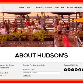 HUDSON SEAFOOD HOUSE