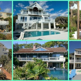 VACATION HOMES - OCEANFRONT