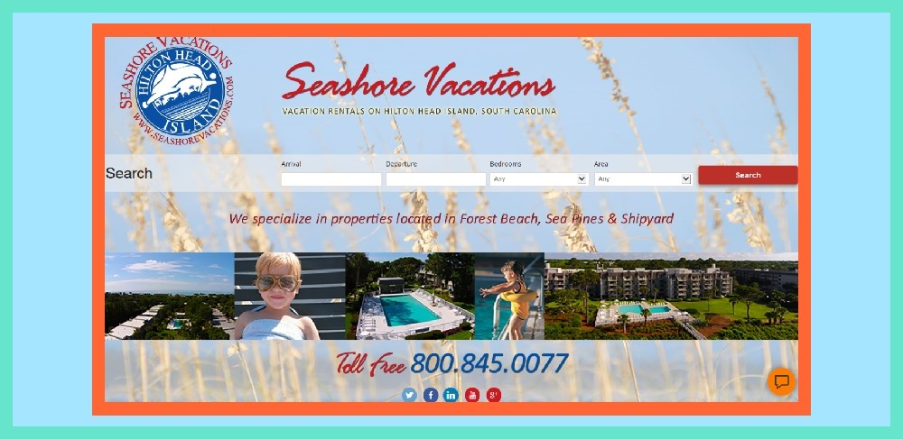 Seashore Vacations