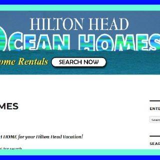 Hilton Head Ocean Homes