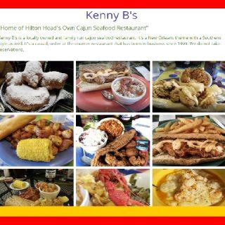 KENNY B'S SEAFOOD