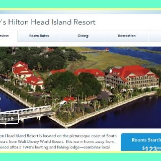 Disney Resorts Hilton Head