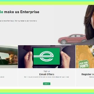Enterprise Car Rentals