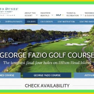 Geroge Fazio Golf Course
