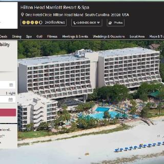 Marriott Hilton Head
