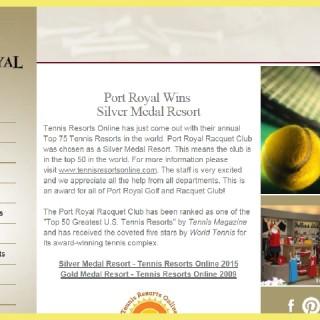 Port Royral Racquet Club