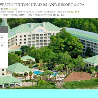 Westin Resort Hilton Head