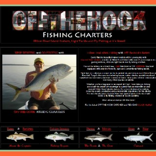 OFF THE HOOK FISHING CHARTERS