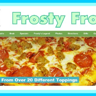 THE FROSTY FROG