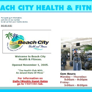BEACH CITY HEALTH & FITNESS