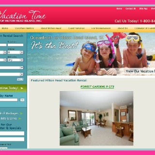 VACATION TIME VACATION RENTALS