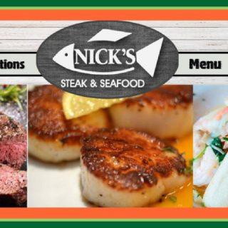 Nicks Seafood & Steaks