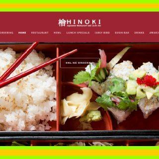 HINOKI - Sushi Bar