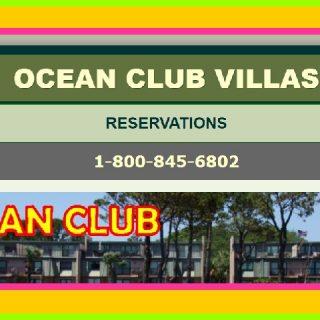 OCEAN CLUB - HILTON HEAD CHAMBER OF TOURISM
